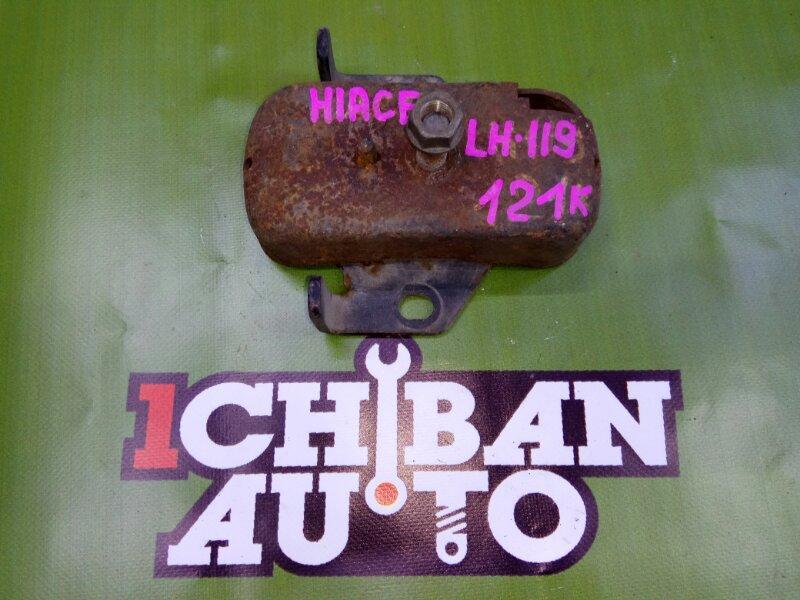 Подушка двигателя передняя TOYOTA HIACE LH119 3L контрактная