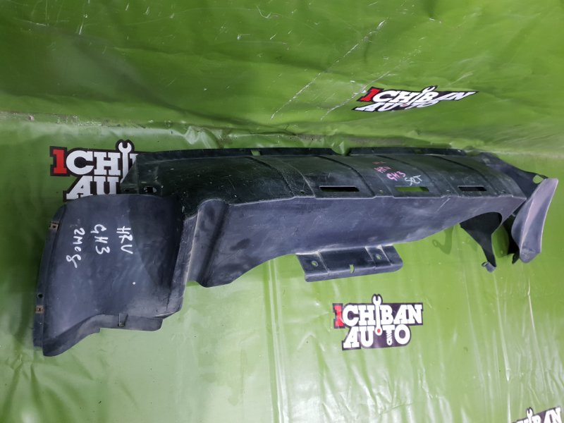 Защита бампера задняя HONDA HR-V GH3 D16A