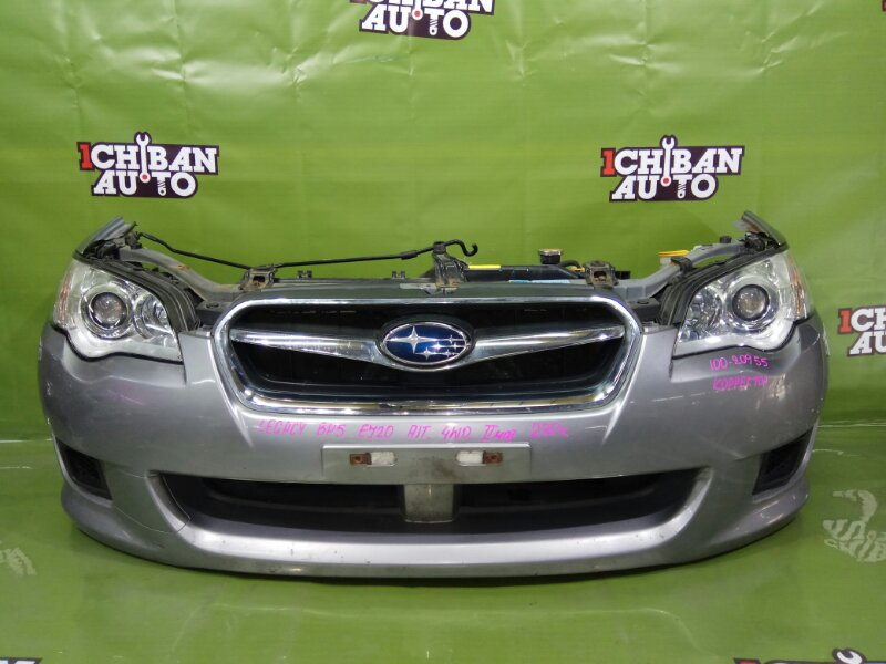 Nose cut Subaru Legacy BP5 EJ20 2007