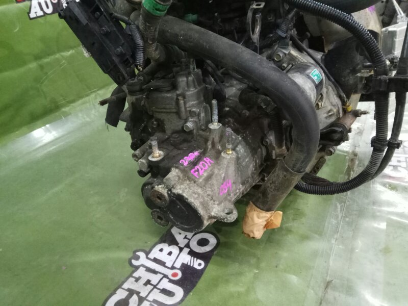 Мкпп Honda Accord CB4 F20A