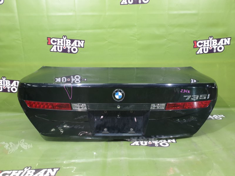 Крышка багажника BMW 7SERIES E65 контрактная