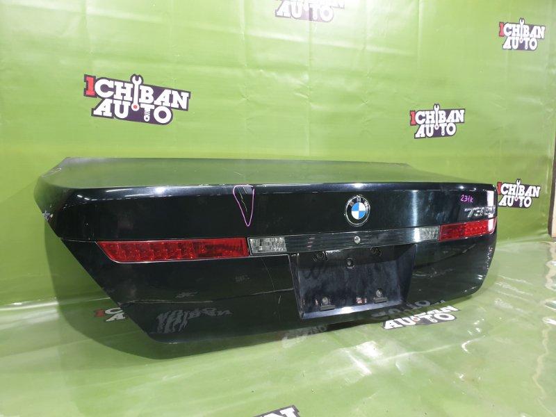 Крышка багажника 7SERIES E65