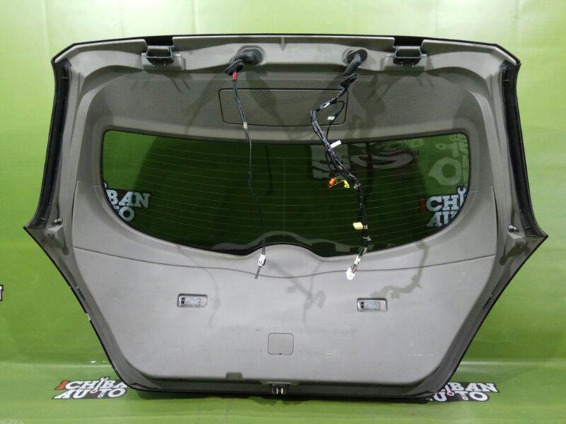 Дверь 5-я задняя MURANO 2005 PZ50 VQ35DE