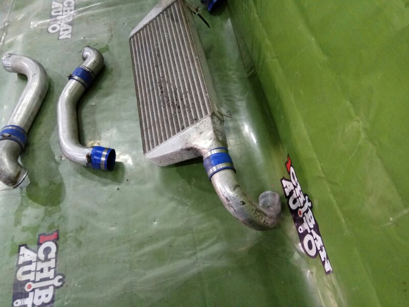 Интеркуллер TOYOTA ARISTO JZS161 2JZ-GTE