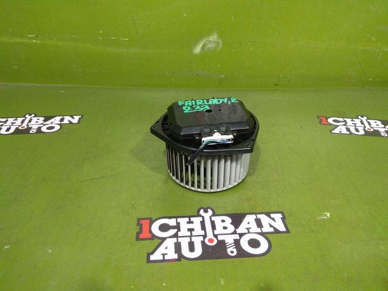 Мотор печки NISSAN FAIRLADY Z Z33 27225AL500 контрактная