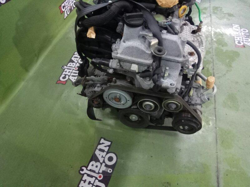Двигатель TOYOTA PASSO SETTE M512E 3SZ