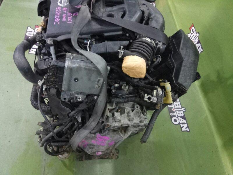 Двигатель ELGRAND PNE52 VQ35DE