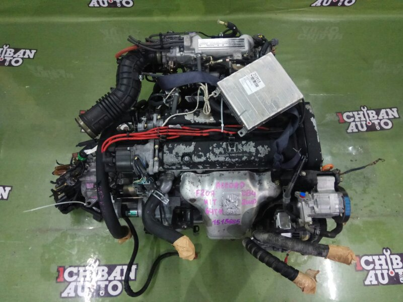 Двигатель Honda Accord CB4 F20A