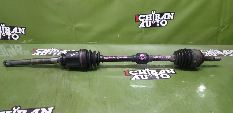 Привод передний правый MITSUBISHI CEDIA CS5W 4G93 MR553010 контрактная