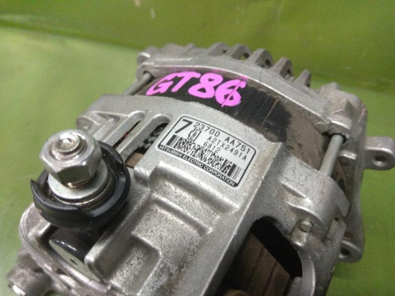 Генератор TOYOTA GT86 ZN6 FA20
