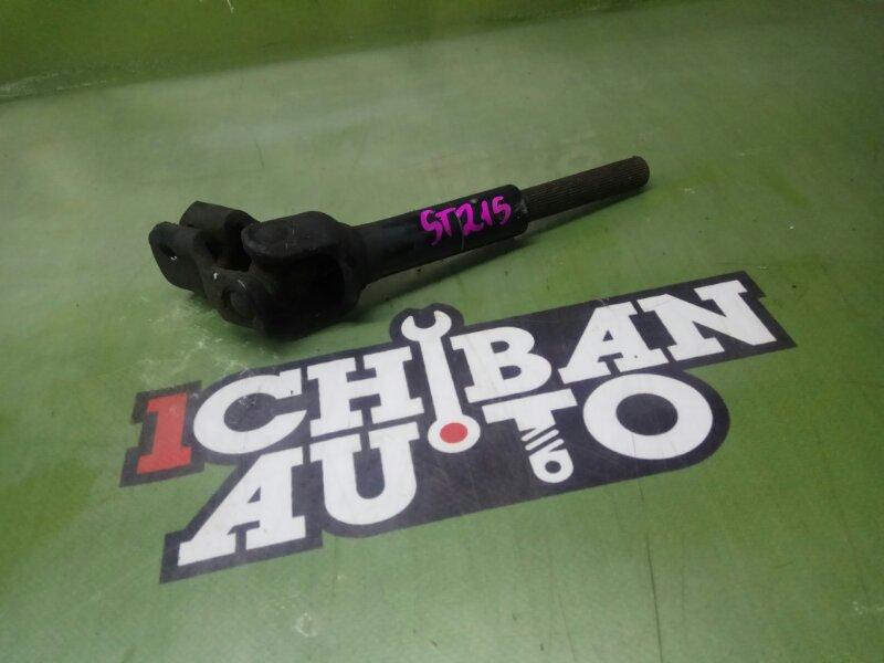 Рулевой карданчик TOYOTA CALDINA ST215 3S-FE 45260-20451 Б/У