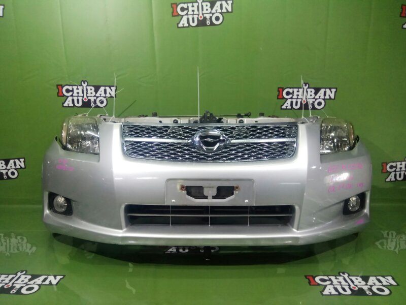 Nose cut Toyota Corolla Fielder NZE144 1NZ-FE 2006 передний