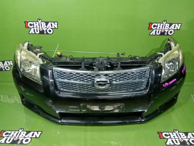 Nose cut Toyota Corolla Fielder NZE141 1NZ-FE передний