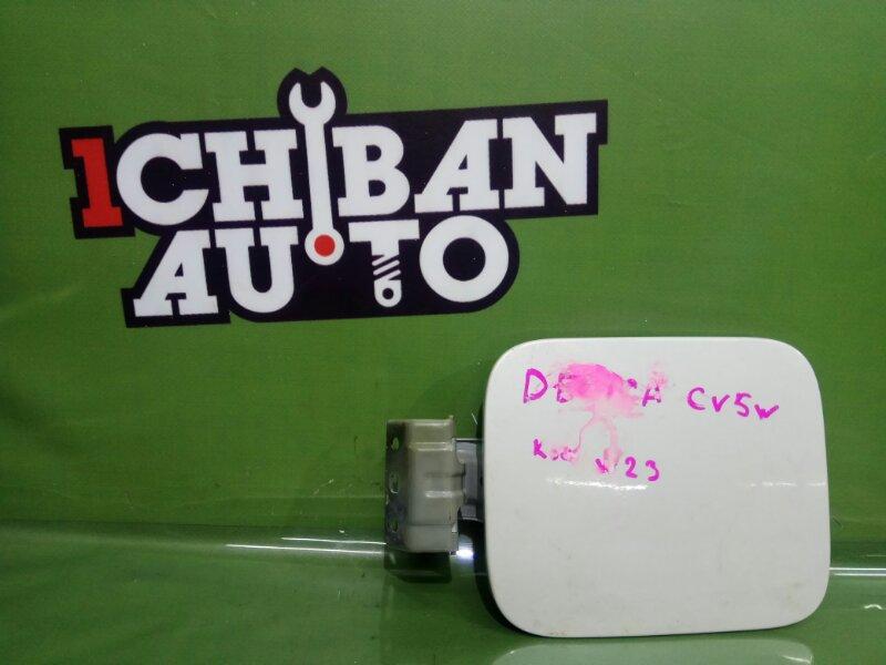 Лючок бензобака задний MITSUBISHI DELICA D5 CV5W 5940A082 контрактная