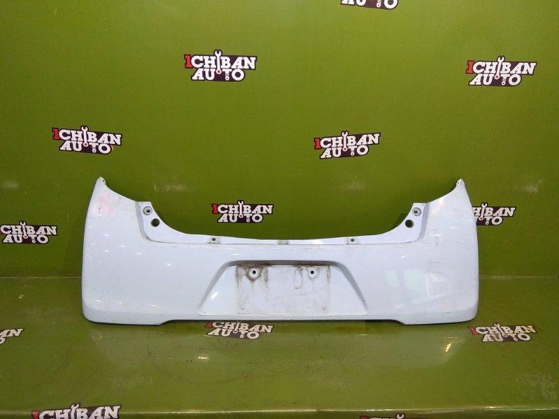 Бампер задний DAIHATSU MIRA LA300S KF-VE 52159-B2690-J0 контрактная