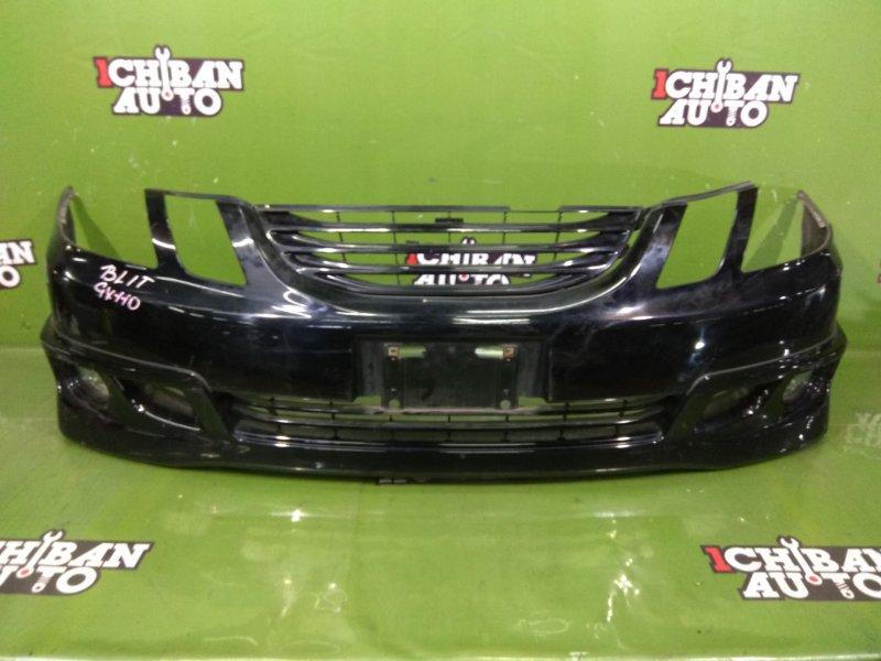 Бампер передний TOYOTA MARK BLIT GX110 контрактная