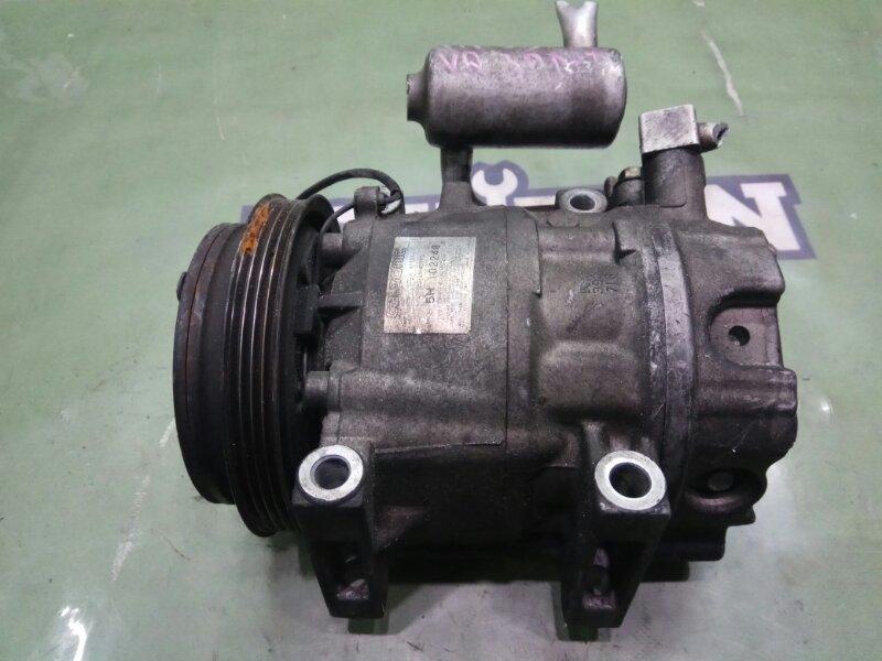 Компрессор кондиционера NISSAN CEDRIC HY33 VQ30DET 92600-4P101 контрактная
