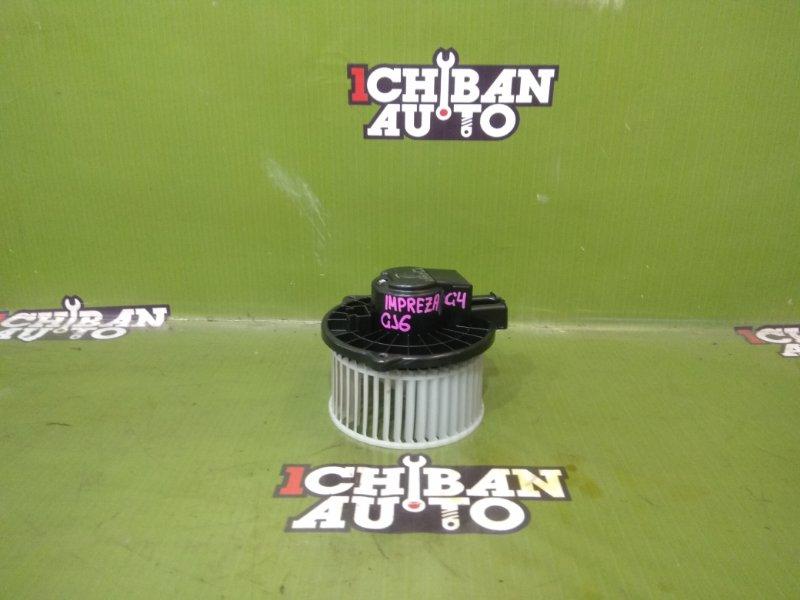 Мотор печки SUBARU IMPREZA GJ6 72223YC000 контрактная