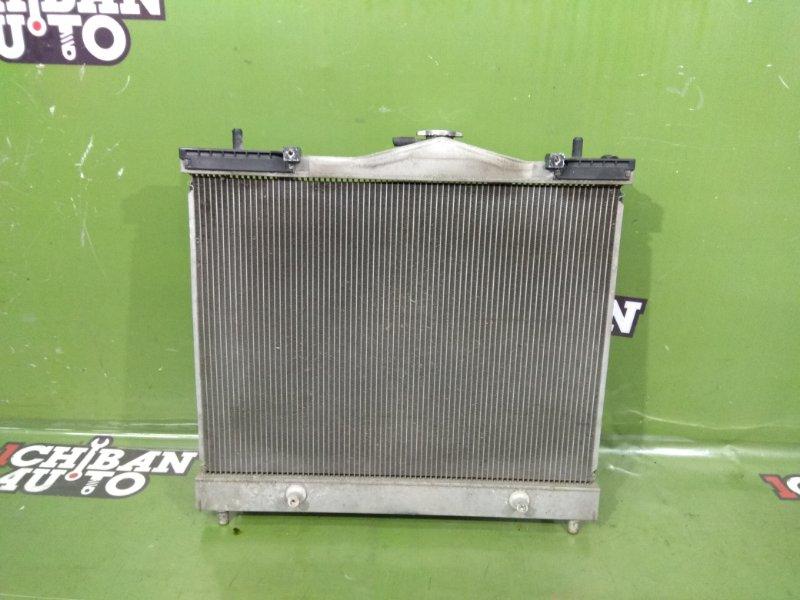Радиатор основной TOYOTA RUSH J210E 3SZ-VE 16400-B1150 контрактная