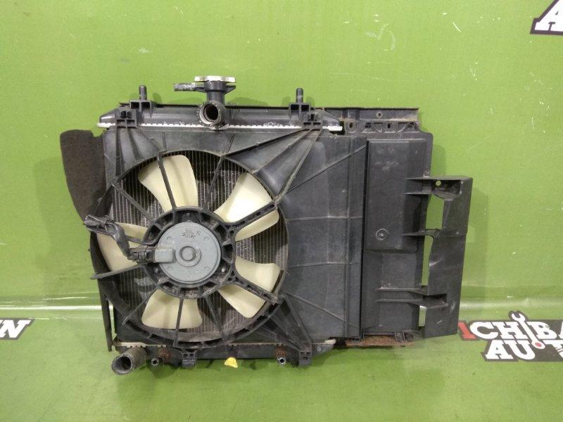 Радиатор основной PASSO SETTE M502E 3SZ-VE