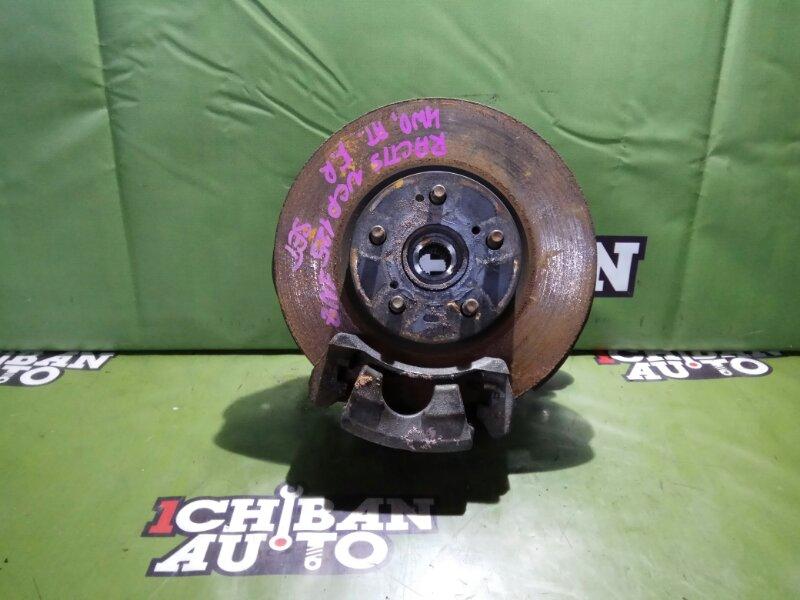 Ступица передняя правая TOYOTA RACTIS NCP125 1NZ-FE 4321152050 контрактная
