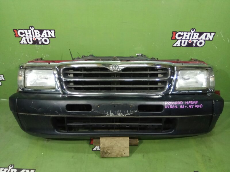 Nose cut Mazda Proceed Marvie UV56R G5 1996