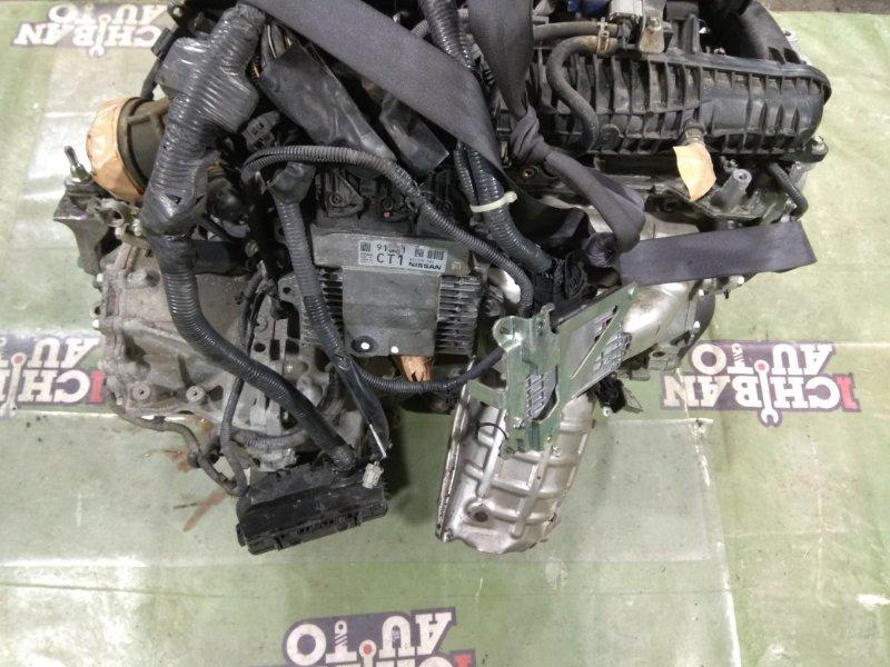 Двигатель X-TRAIL T32 MR20(DD)