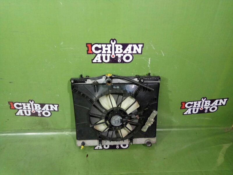 Радиатор основной RUSH J210E 3SZ-VE