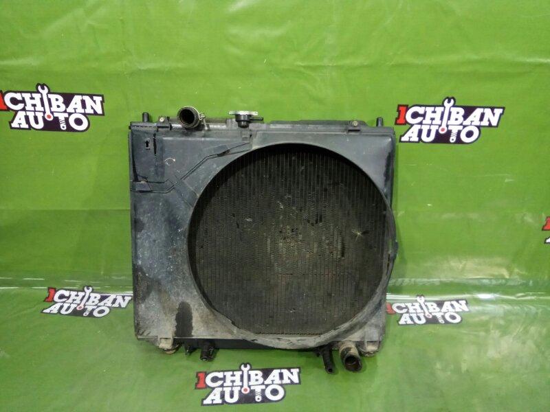 Радиатор основной PAJERO V26W 4M40