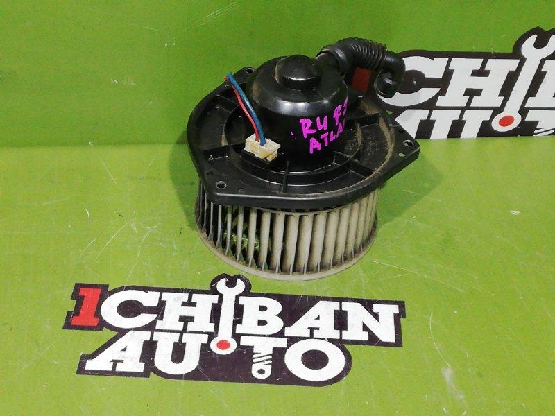 Мотор печки NISSAN ATLAS R4F23 QD32 контрактная