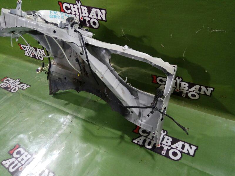 Лонжерон передний правый TEANA L33 QR25