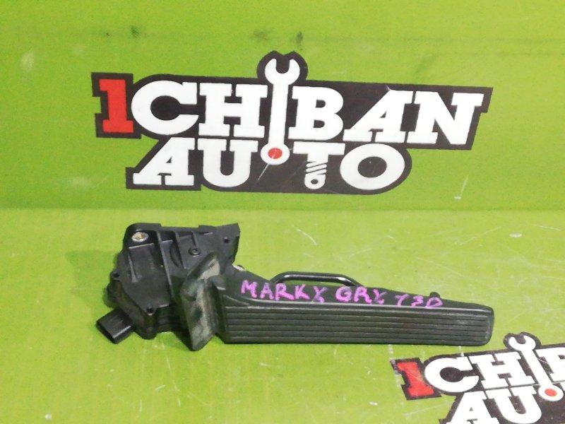 Педаль газа TOYOTA MARK X GRX130 4GR-FSE 78110-30130 контрактная