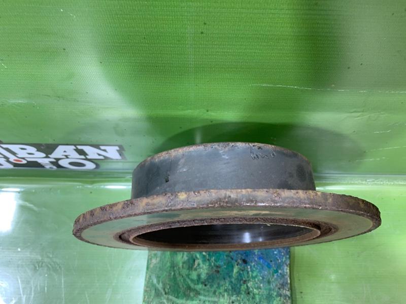 Тормозной диск задний IMPREZA GP3 FB16