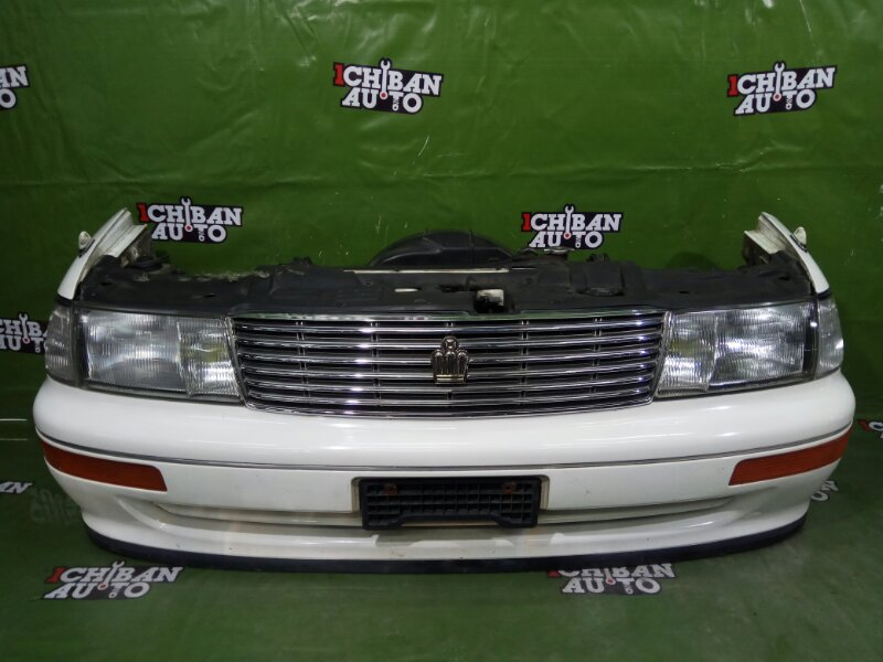 Nose cut Toyota Crown LS141 2L-THE 1992г.
