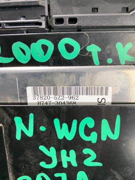 Двигатель N-WGN 2019 JH2 S07A