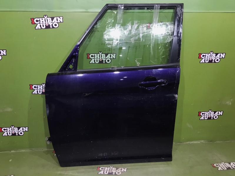 Дверь передняя левая SUZUKI SOLIO MA36S 68002-81P00 контрактная