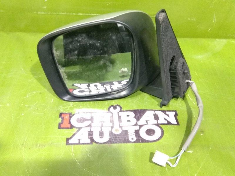 Зеркало бокового вида левое SUZUKI SOLIO MA36S контрактная