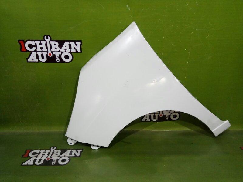 Крыло переднее левое SUZUKI SOLIO MA36S 57711-81P50 Б/У