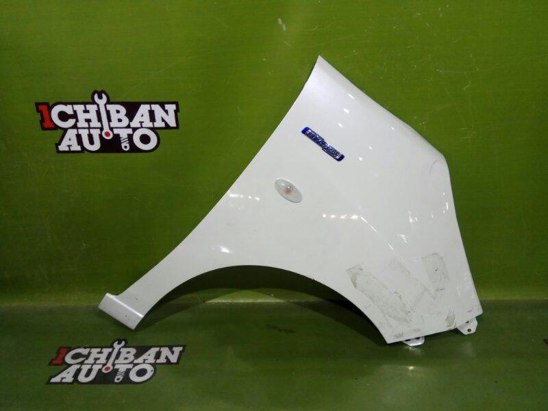 Крыло переднее правое SUZUKI SOLIO MA36S 57611-81P00 Б/У