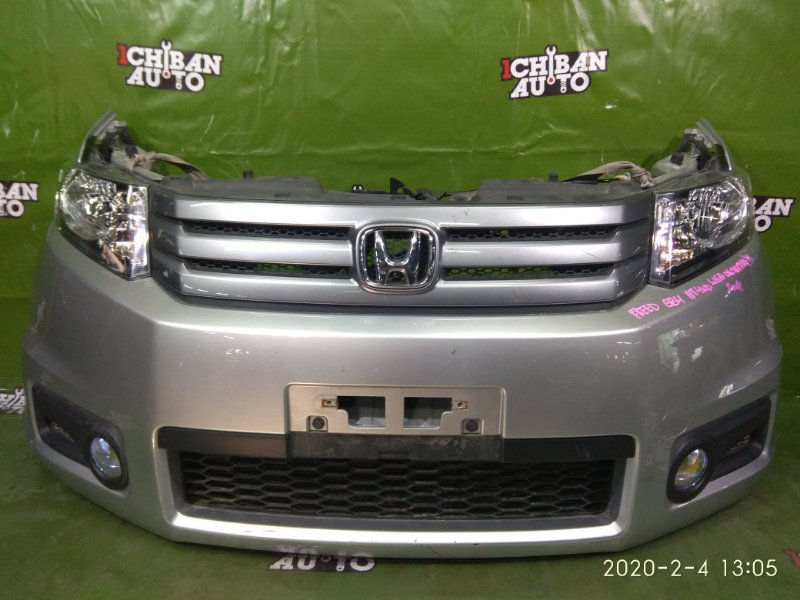 Nose cut Honda Spike GB4 L15A 2008г.