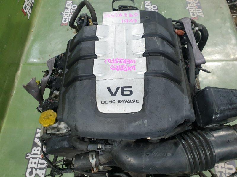 Двигатель ISUZU WIZARD UER25FW 6VD1 контрактная