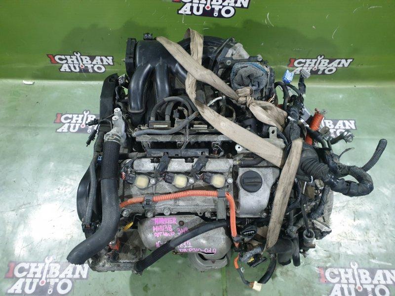 Двигатель TOYOTA HARRIER MHU38 3MZ 19000-20830 контрактная