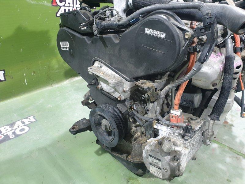 Двигатель TOYOTA HARRIER MHU38 3MZ