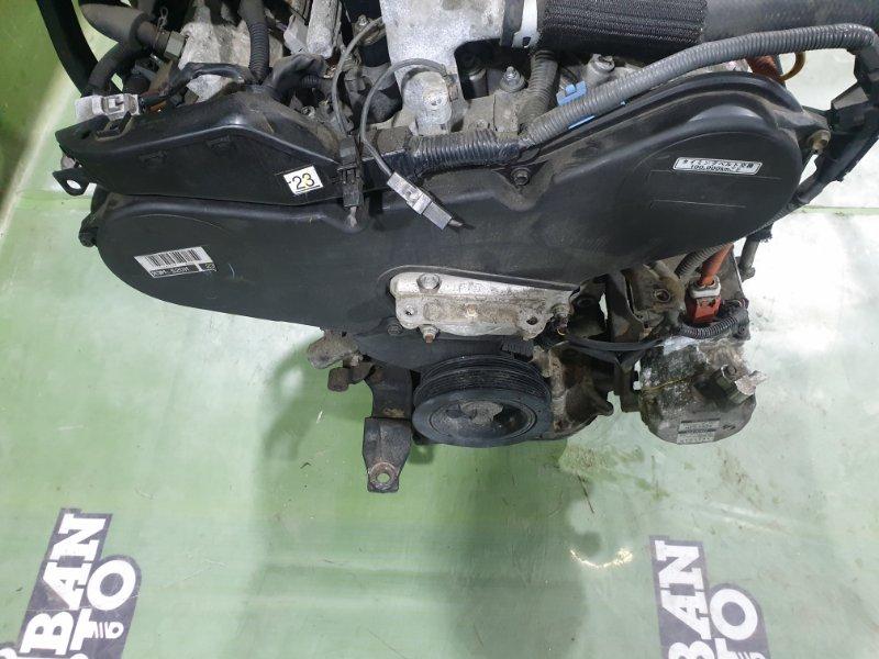 Двигатель HARRIER MHU38 3MZ