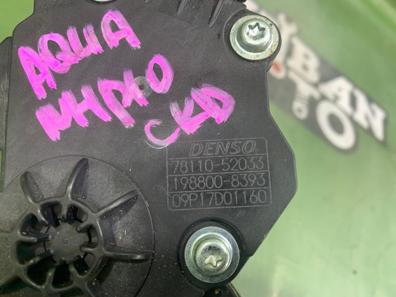 Педаль газа AQUA NHP10 1NZ-FXE
