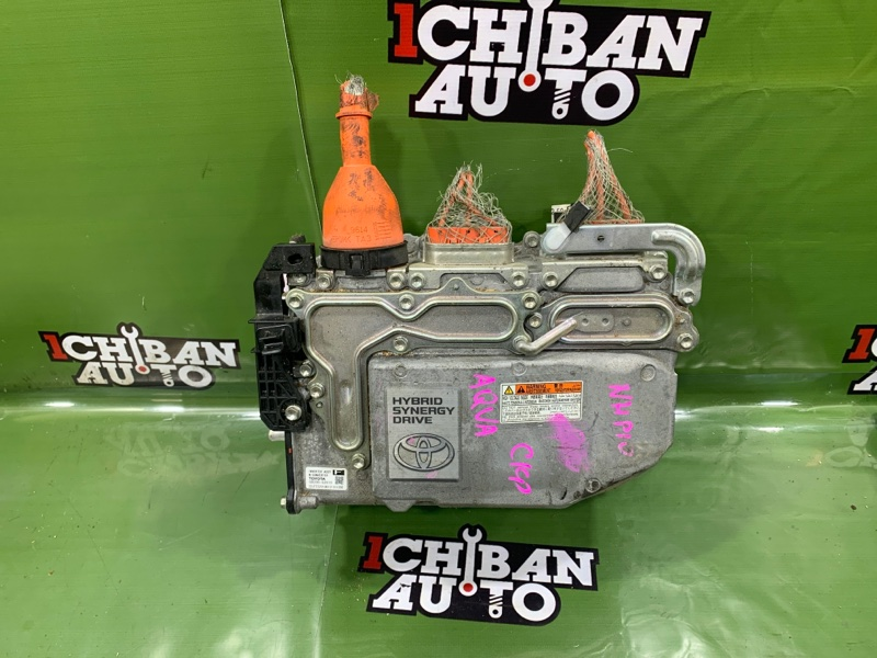 Инвертор TOYOTA AQUA NHP10 1NZ-FXE G9200-52010 контрактная