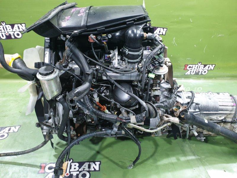 Двигатель TOYOTA GRAND HIACE KCH16 1KZ-TE 19000-67090 контрактная