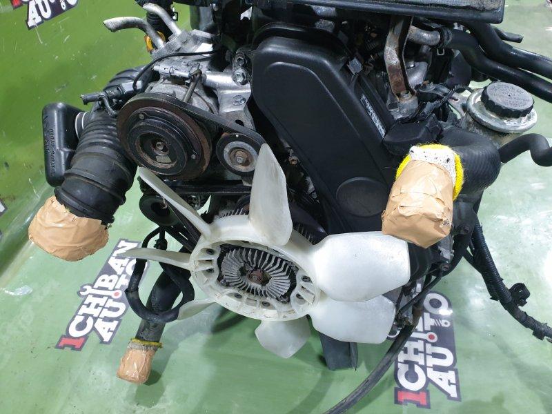 Двигатель GRAND HIACE KCH16 1KZ-TE