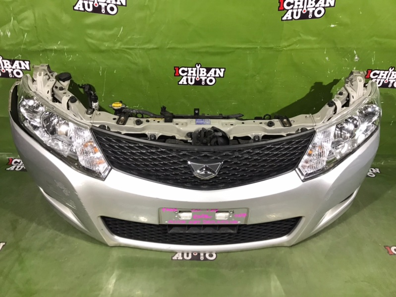 Nose cut Toyota Allion NZT260 1NZ-FE 2008 передний