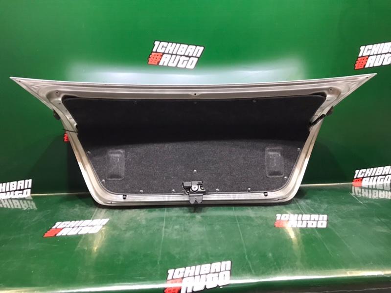 Крышка багажника задняя PREMIO 2004 ZZT245 1ZZ-FE